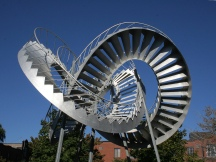 mobius stairs
