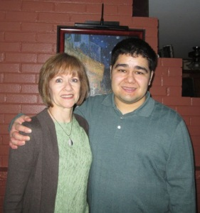 Ramon & me